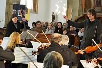 Koncert na počest mosteckého skladatele F. L. Gassmanna.