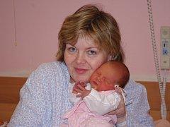 Kateřina Suková se narodila v ústecké porodnici dne 11. 3. 2013 (8.13) mamince Kateřině Sukové z Lomu, měřila 49 cm, vážila 3,14 kg.