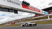 Závodní víkend NASCAR se blíží.