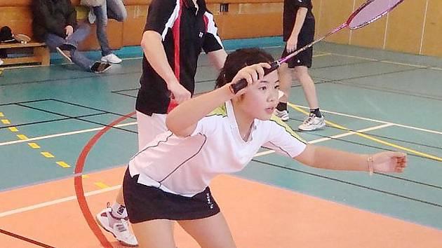 Badmintonistka Vlasta Phamová.
