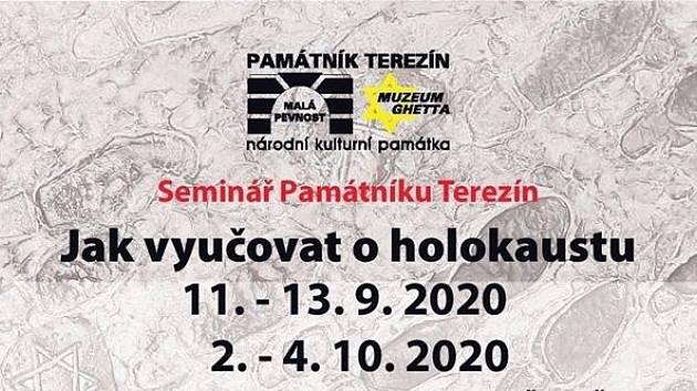 Památník Terezín opět pořádá seminář pro učitele.