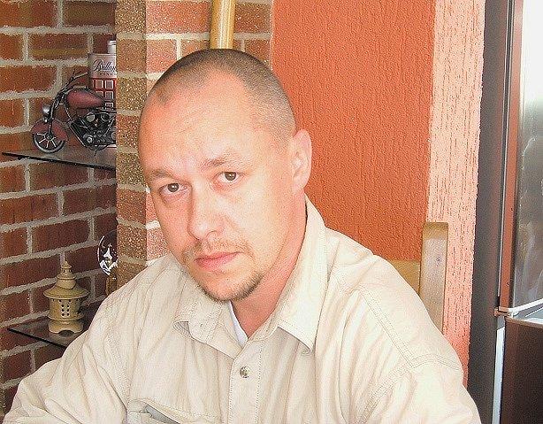 Jeden z hlavních iniciátorů petice František Matějka.