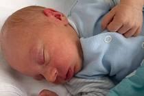 Matyáš Töšer se narodil mamince Veronice Töšerové z Blažimi 3. dubna v 19.20 hodin. Měřil 47 cm a vážil 3,1 kilogramu.
