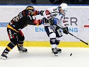 Litvínov prohrál v Plzni.