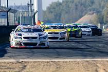 Mostecký autodrom přivítá vpremiéře NASCAR Whelen Euroseries, což je jediná závodní série asociace NASCAR mimo severoamerický kontinent.