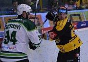 Sedmé barážové utkání Litvínov - Karlovy Vary.
