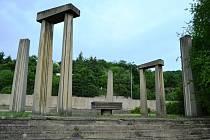 Mostecké Stonehenge.