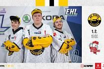 Gameři HC Verva změří síly s Olomoucí.