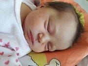Klára Halířová se narodila mamince Jitce Nesnídalové z Mostu 26. ledna 2018 ve 23.45 hodin. Měřila 50 cm a vážila 3,43 kilogramu.