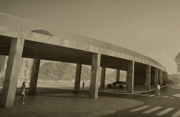 Návrh mostu číslo 8