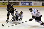 Hokejisté Litvínova hostili pražskou Spartu