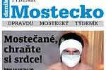 Týdeník Mostecko z 18. července 2018