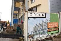 Stavby bytové Rezidence Odeon.