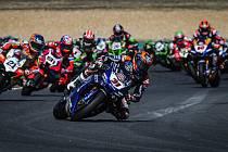 Superbiky v Mostě. Víkend na autodromu bude patřit premiéře rychlých motocyklů seriálu mistrovství světa.