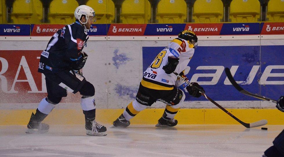 Litvínov ve 25. kole hostil Plzeň.