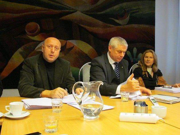 Vedení Litvínova se chválí za ekonomický vývoj města.