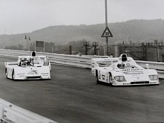 Tentokrát se podíváme do minulosti na výjimečné závody Interserie