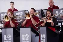 Promenádní koncert Big Bandu Zdenka Tölga v Mostě