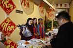 V Buddhistickém kulturním centru Pagoda Most se konala vietnamská slavnost Noc rýžových koláčů