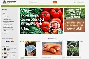 Hlavní strana webu nakupztrhu.cz