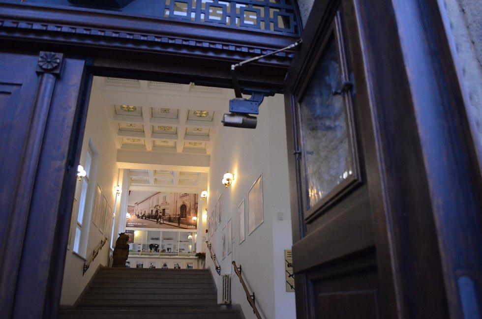 Oblastní muzeum a galerie v Mostě opět otevřelo