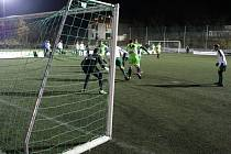 Most (v zeleném) vyhrál v Příbrami.