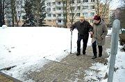 Jiří Samec (86 let) jde k volbám.
