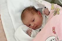 Eliška Marková se narodila 9. července v 1.12 hodin rodičům Denise Daňhelové a Petru Markovi. Měřila 49 cm a vážila 3,09 kg.