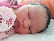 Adéla Kropáčová se narodila mamince Petře Kondrkové z Meziboří 22. září 2018 v 15.10 hodin. Měřila 53 cm a vážila 3,95 kilogramu.