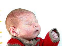 Mamince Martině Vurmové z Meziboří se 21. února ve 13.19 hodin narodil syn Tomáš Vurm. Měřil 49 centimetrů a vážil 3,05 kilogramu.