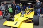 The Most Historic Grand Prix 2018. Fittipaldi F5A
