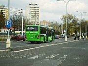 Tomuto chaotickému prostranství v Litvínově říkají úřady přestupní uzel.