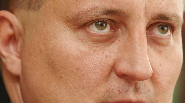 Krajský radní pro sociální oblast Martin Klika.