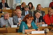 Zasedání zastupitelstva v Mostě, čtvrtek 22. září.