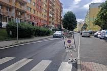 Pokračuje blokové čištění v mosteckých ulicích.