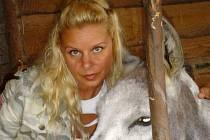 Soutěžící z Farmář hledá ženu Olga Ř.