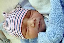 Alexandr Kupka se narodil 9. května ve 14.30 hodin mamince Alexandře Kupkové z Lomu. Měřil 48 cm a vážil 3,20 kg.