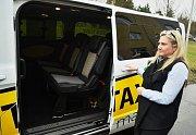 Řidička Taxíka Maxíka Soňa Strejcová