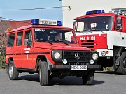 Setkání hasičů v Brandově