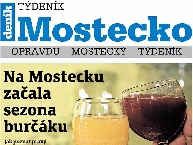 Týdeník Mostecko z 12. září 2018