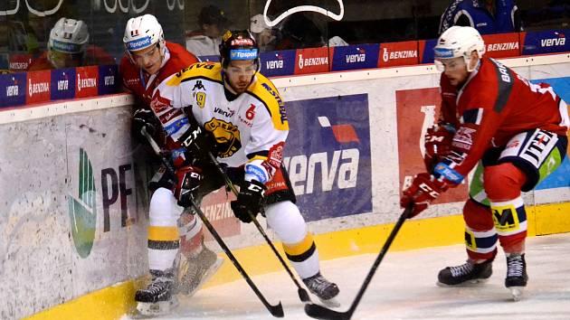 Litvínov rozehrál play out.
