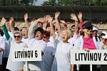 Sportovní hry seniorů v Litvínově
