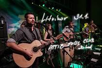 V hudebním klubu Attic Litvínov vystoupí kapela Marien.