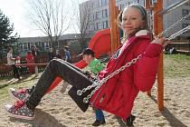 Dětských hřišť bude v Litvínově víc.