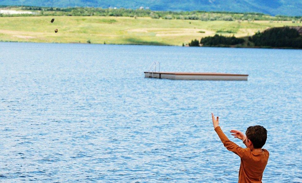 U jezera Most vzniká nové občerstvení