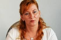 Starostka Kamila Bláhová.