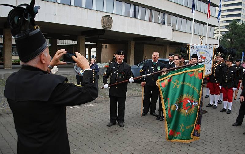 Setkání hornických měst a obcí v sobotu 11. září v Mostě.