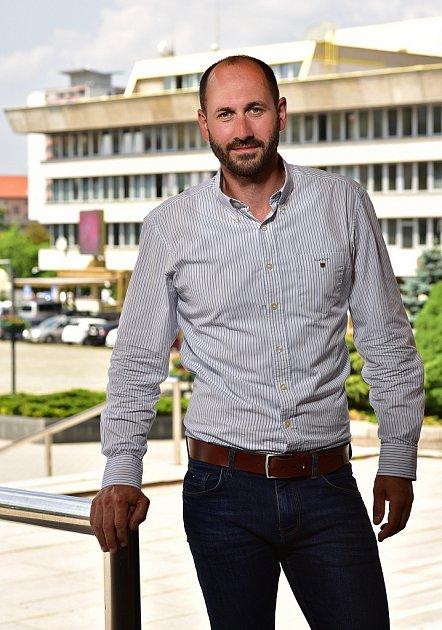 Jan Paparega, lídr hnutí ProMOST, které vMostě vyhrálo komunální volby