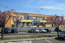 Kino Kosmos v Mostě.