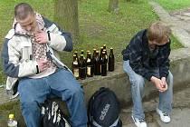 Mostečtí politici v Mostě zakázali další veřejná místa, kde se konzumoval alkohol.